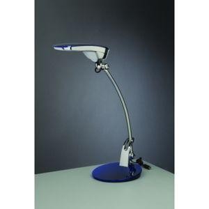 NASLI Stolní lampa Ayako NASLI, modrá, 7W, LED 0326