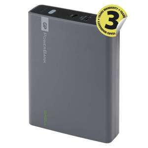 Power bank GP 1C10AA 10400mAh šedý