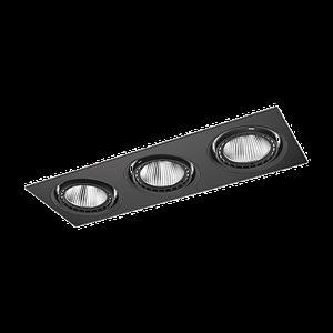 Gracion LED vestavné svítidlo R49-108-4090-15-BL 253464610