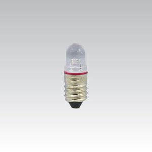 NBB LED 24V E10 ČERVENÁ 424245000