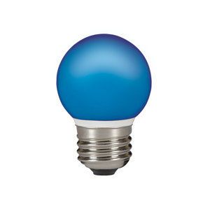 Sylvania ToLEDo Ball IP44 Blue E27 0.5W
