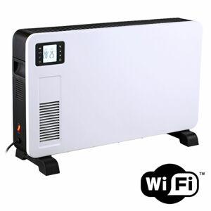 Solight horkovzdušný konvektor 2300W, WiFi, LCD, ventilátor, časovač, nastavitelný termostat KP02WiFi