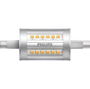 Philips CorePro LEDlinear ND 7.5-60W R7S 78mm 830 Teplá bílá