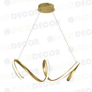 ACA Lighting Decoled LED závěsné svítidlo HM91LEDP64BR