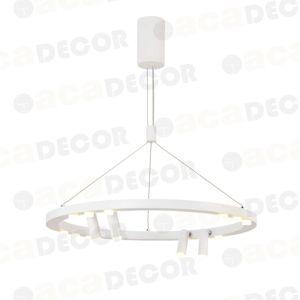 ACA Lighting Decoled LED závěsné svítidlo JNBP48LED65WH