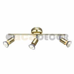 ACA Lighting Spot nástěnné a stropní svítidlo MC634PB3