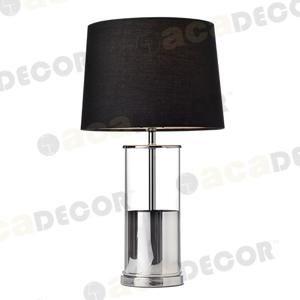 ACA Lighting Floor a amp;Table stolní svítidlo OD90791TBC