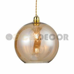ACA Lighting Vintage závěsné svítidlo V3643330AM