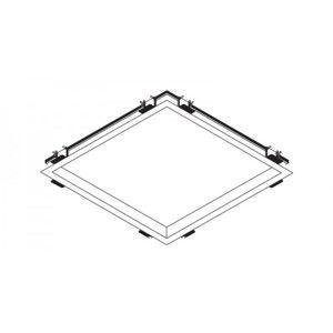 KOHL LIGHTING příslušenství WINNER-ELITE-CHESS montážní modul s rámečkem 120x60cm KAC50503.RF