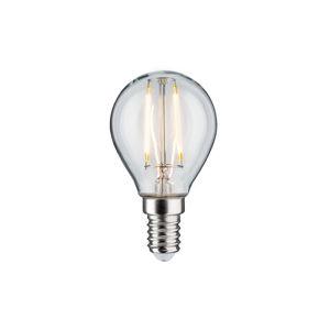 Paulmann LED kapka P45 2,5W E14 čirá 230V teplá bílá 283.70 P 28370 Teplá bílá