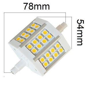 LEDISON LED R7s 6000K 5W 78mm