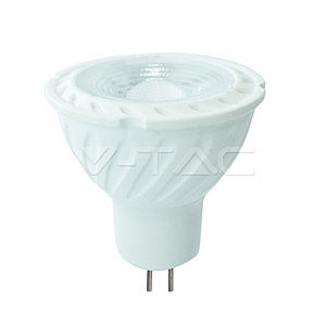 V-TAC LED bodovka SAMSUNG CHIP - GU5.3 6.5W MR16 38d 3000K, VT-267 SKU207
