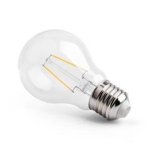 LED žárovka E27 1,7W CL A60 2200K Ra90