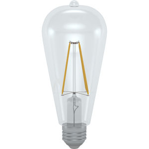SKYLIGHTING LED ST64-2706F 6W E27 6400K