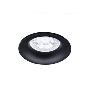 CENTURY KLAK ROUND fixed vestavné svítidlo GU10 černá