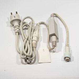 DecoLED Zdrojový kabel exteriér, oddělitelný AC/DC, IP67 EFACX02
