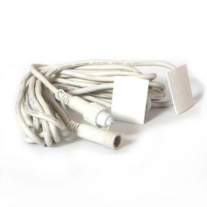 DecoLED Prodlužovací kabel, bílý, 3m, IP67 EFX03