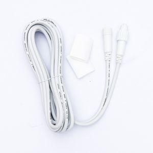 DecoLED Prodlužovací kabel, bílý, 5m, IP67 EFX05