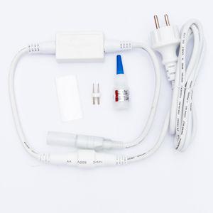 DecoLED Startovací sada pro světelné kabely, bílý, IP67 LEDRLSETX01