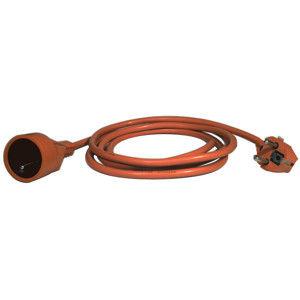 EMOS Prodlužovací kabel - spojka 25m oranžový 1901012500