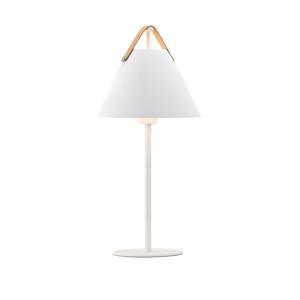NORDLUX stolní lampa Strap 1x40W E27 bílá