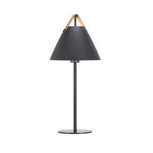 NORDLUX stolní lampa Strap 1x40W E27 černá