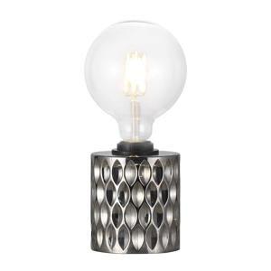 NORDLUX stolní lampa Hollywood 1x60W E27 kouřová