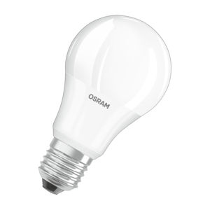 Ledvance Osram LED E27 6,0W 2700K 470lm VALUE A40-klasik matná 4052899326927 4052899326927