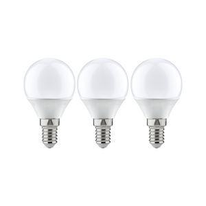 Paulmann LED kapka 5,5W E14 teplá bílá 3ks-sada 285.37 P 28537