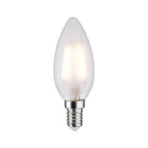 PAULMANN LED svíčka 3 W E14 mat teplá bílá 286.10 P 28610