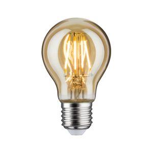 PAULMANN LED žárovka 4,7 W E27 zlatá zlaté světlo 287.14