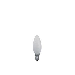 Paulmann Žárovka svíčka 8W E14 Matt 449.08 P 44908