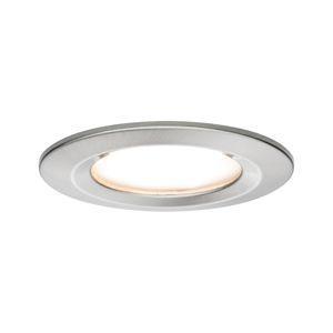 Paulmann vestavné svítidlo LED Coin Slim IP44 kruhové 6,8W kov 3ks sada stmívatelné 938.73 P 93873