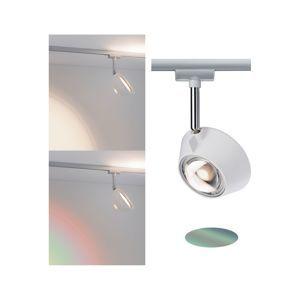 PAULMANN URail LED spot Sabik 13W matný chrom stmívatelné 949.79 P 94979